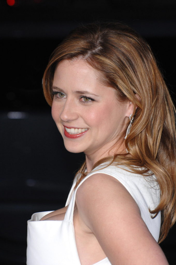 Jenna Fischer Topless Pictures