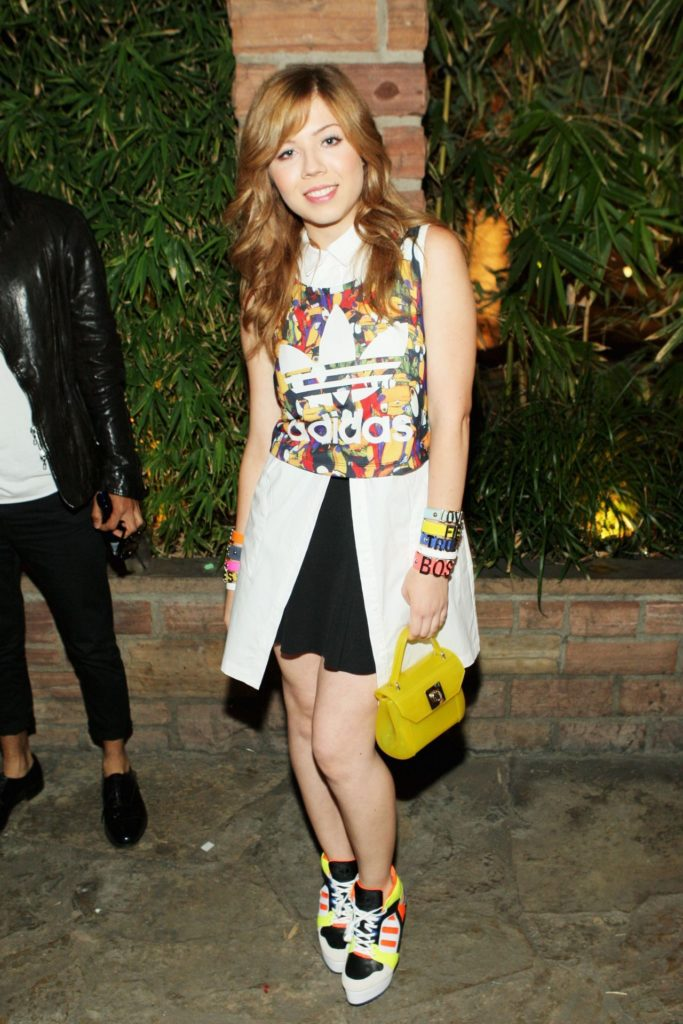 Jennette McCurdy Bra Panty Pictures