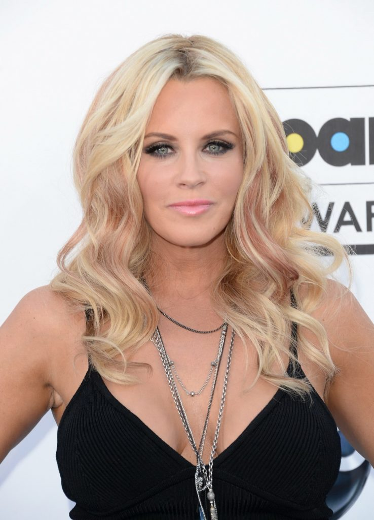 Jenny McCarthy Working Out Pics