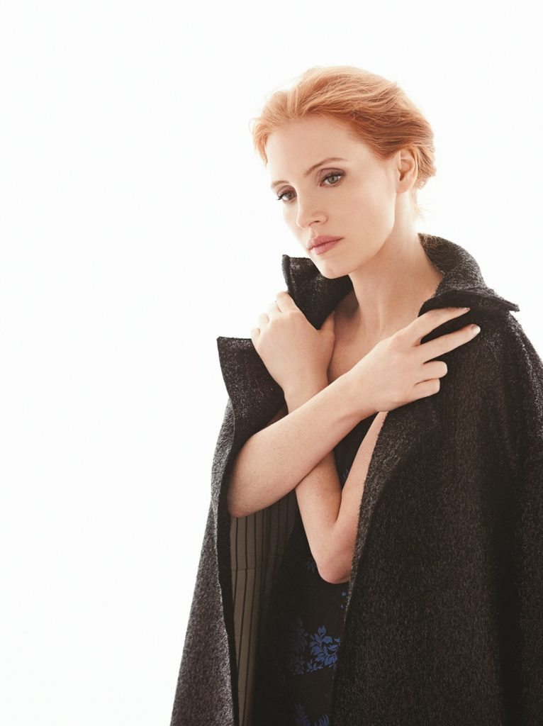 Jessica Chastain No Makeup Images