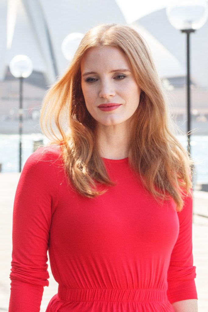 Jessica Chastain Oops Moment Pictures