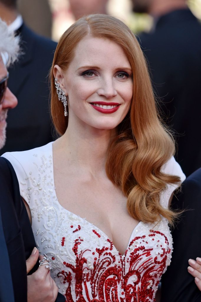Jessica Chastain Tattoos Wallpapers