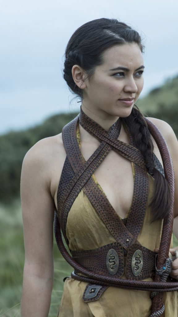 Jessica Henwick Lingerie Images