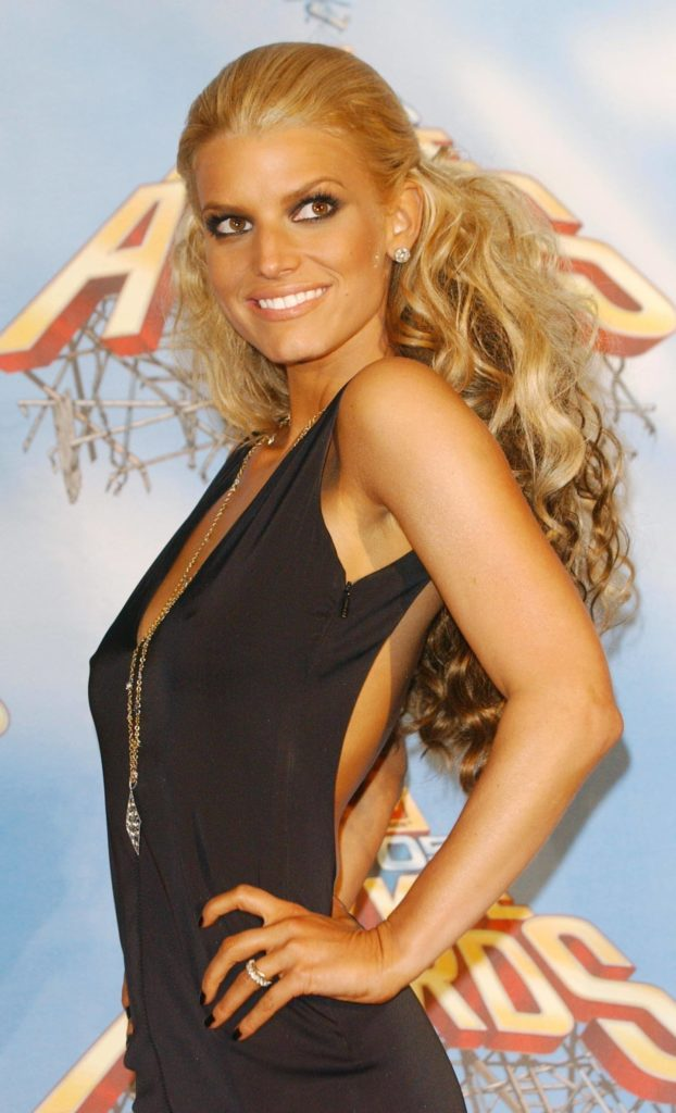 Jessica Simpson Bathing Suit Images