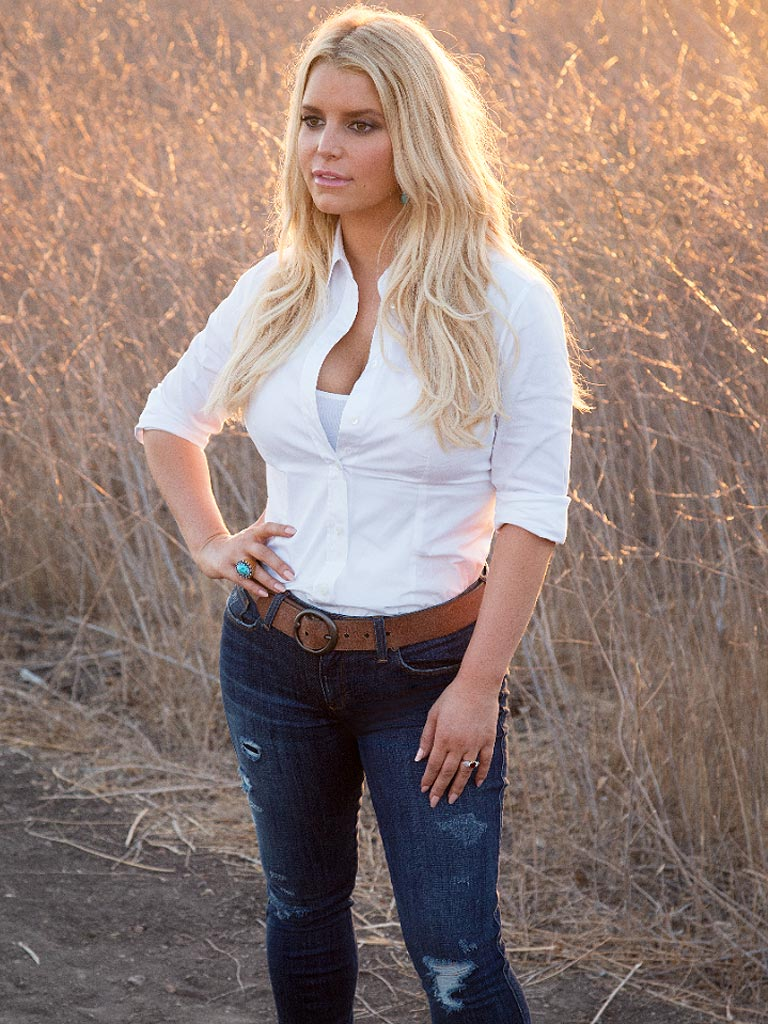 Jessica Simpson Jeans Wallpapers