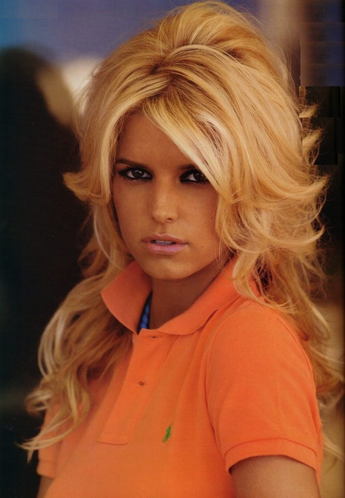 Jessica Simpson Tattoos Pics