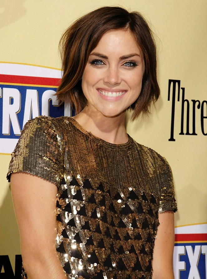 Jessica Stroup Leaked Images
