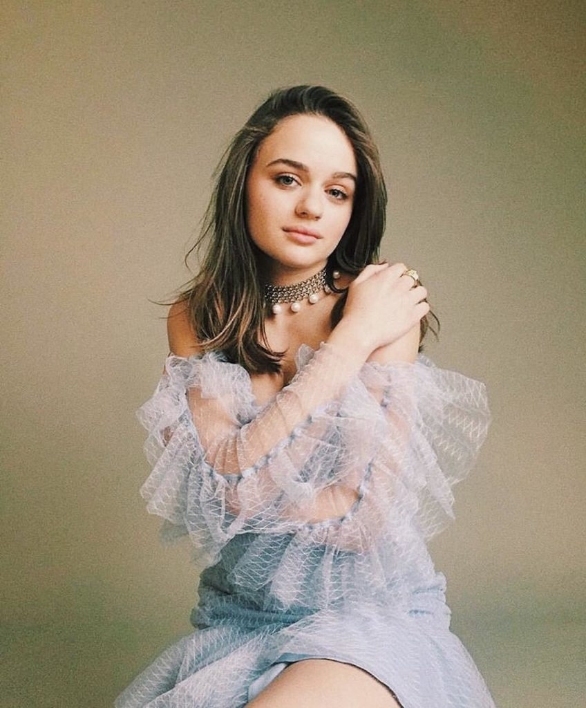 Joey King Lingerie Pictures
