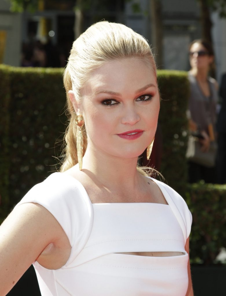 Julia Stiles Smile Face Wallpapers