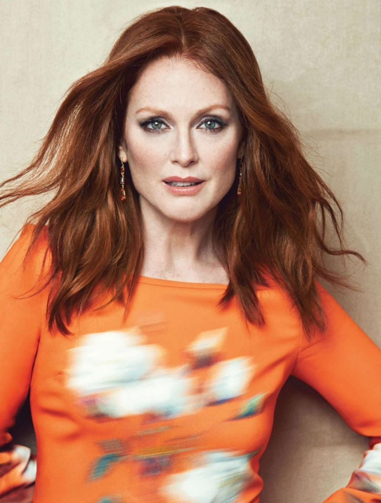 Julianne Moore Haircut Wallpapers