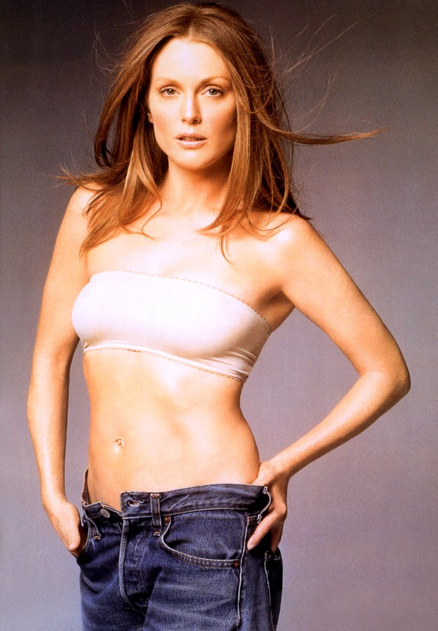 Julianne Moore Jeans Pictures