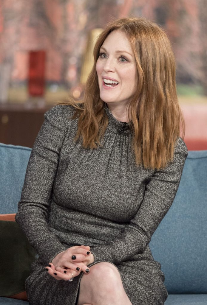 Julianne Moore No Makeup Pictures