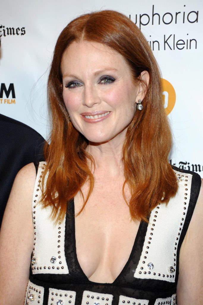 Julianne Moore Topless Pictures