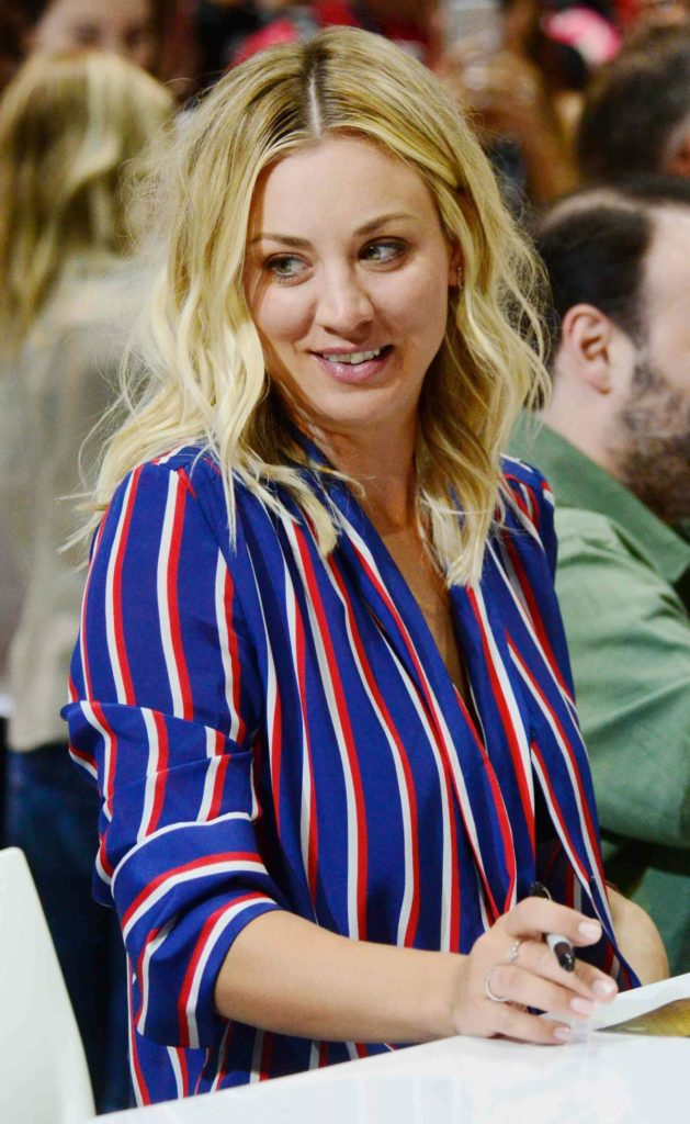Kaley Cuoco Body Pictures