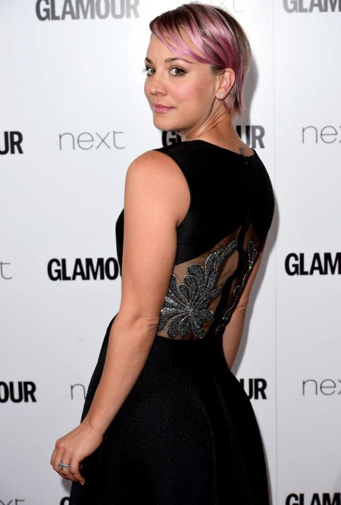 Kaley Cuoco Cute Pictures