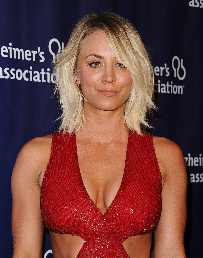 Kaley Cuoco Hot Images