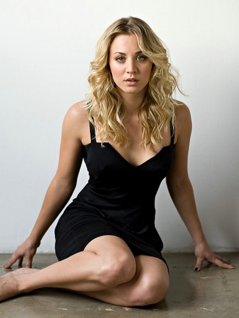 Kaley Cuoco Tattoos Wallpapers