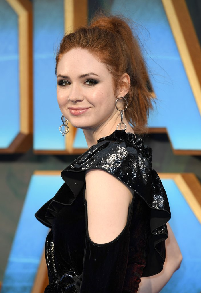 Karen Gillan Leaked Wallpapers