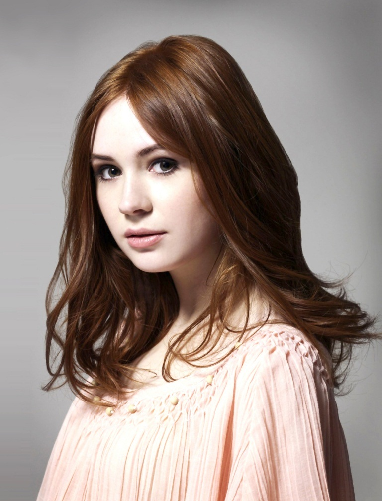 Karen Gillan Makeup Wallpapers