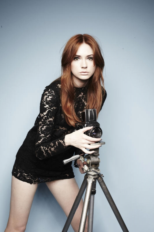 Karen Gillan Tattoos Images