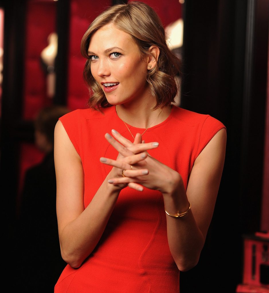 Karlie Kloss Hair Style Pictures