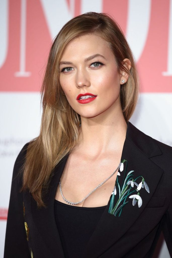 Karlie Kloss Long Hair Pictures