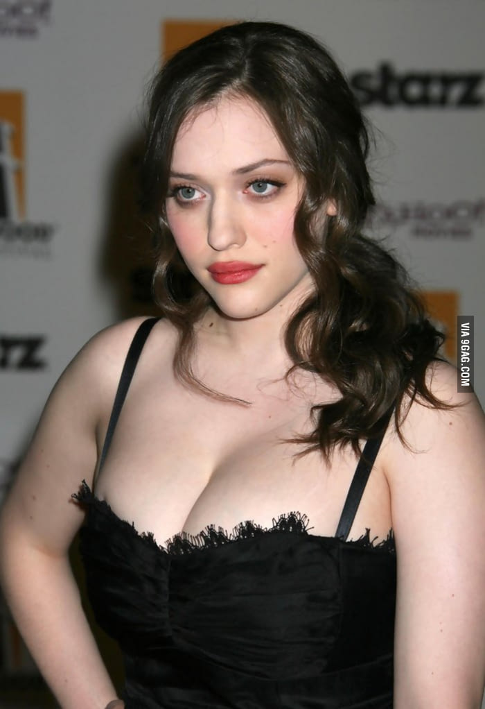 Kat Dennings Makeup Images