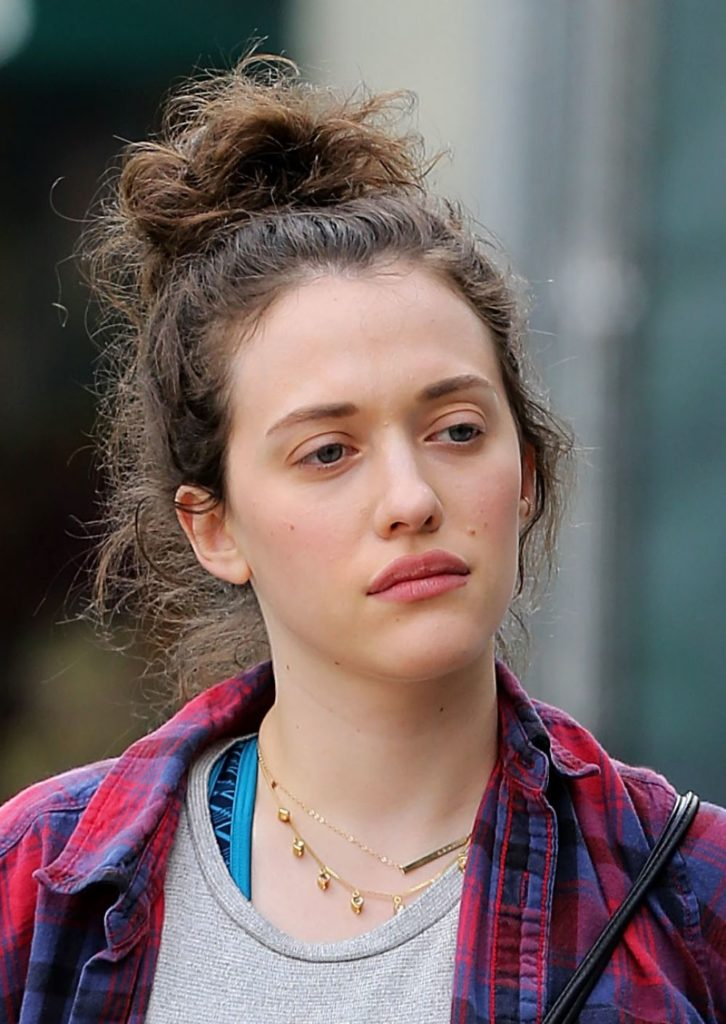 Kat Dennings No Makeup Pics