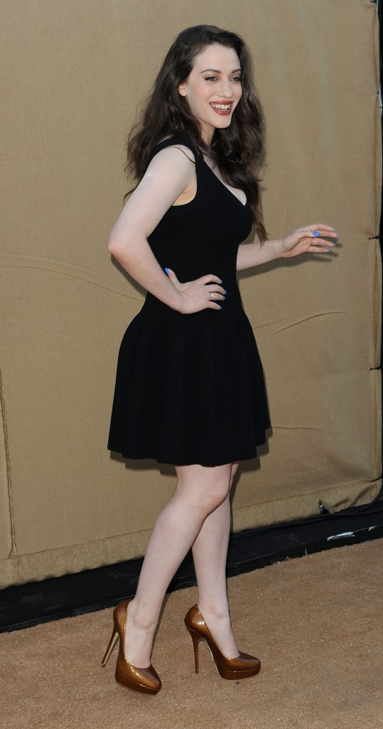 Kat Dennings Thighs Images
