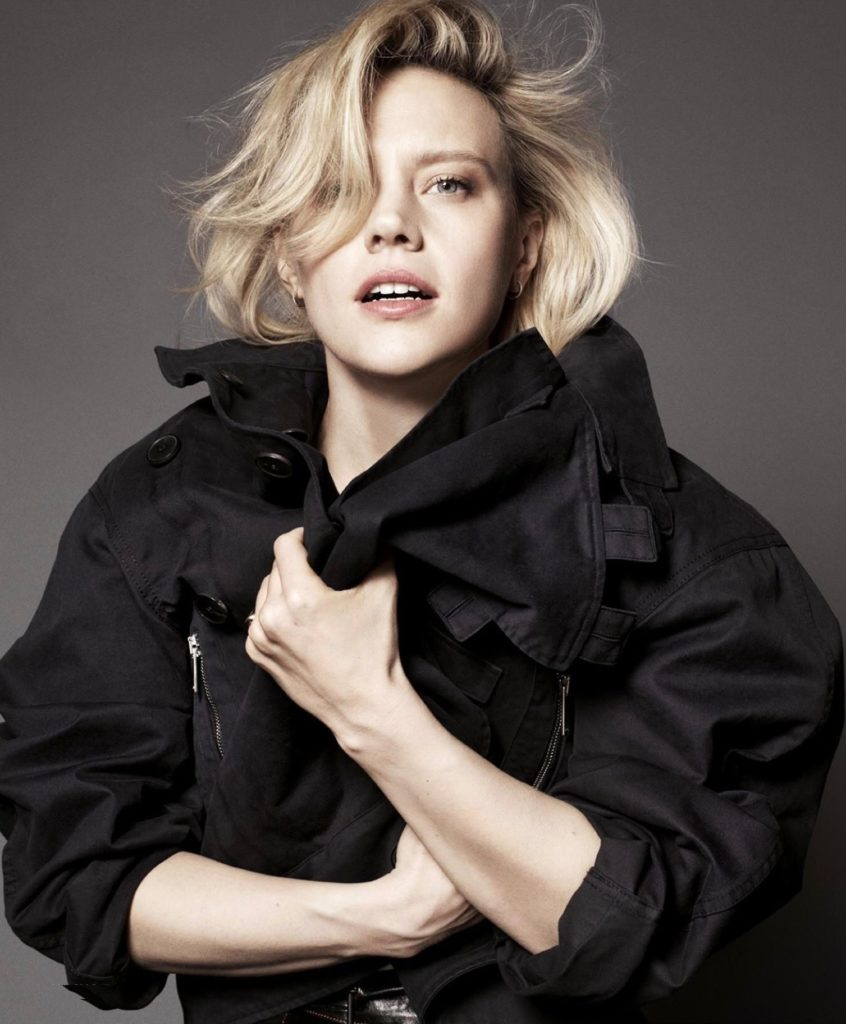 Kate McKinnon Hair Style Photos