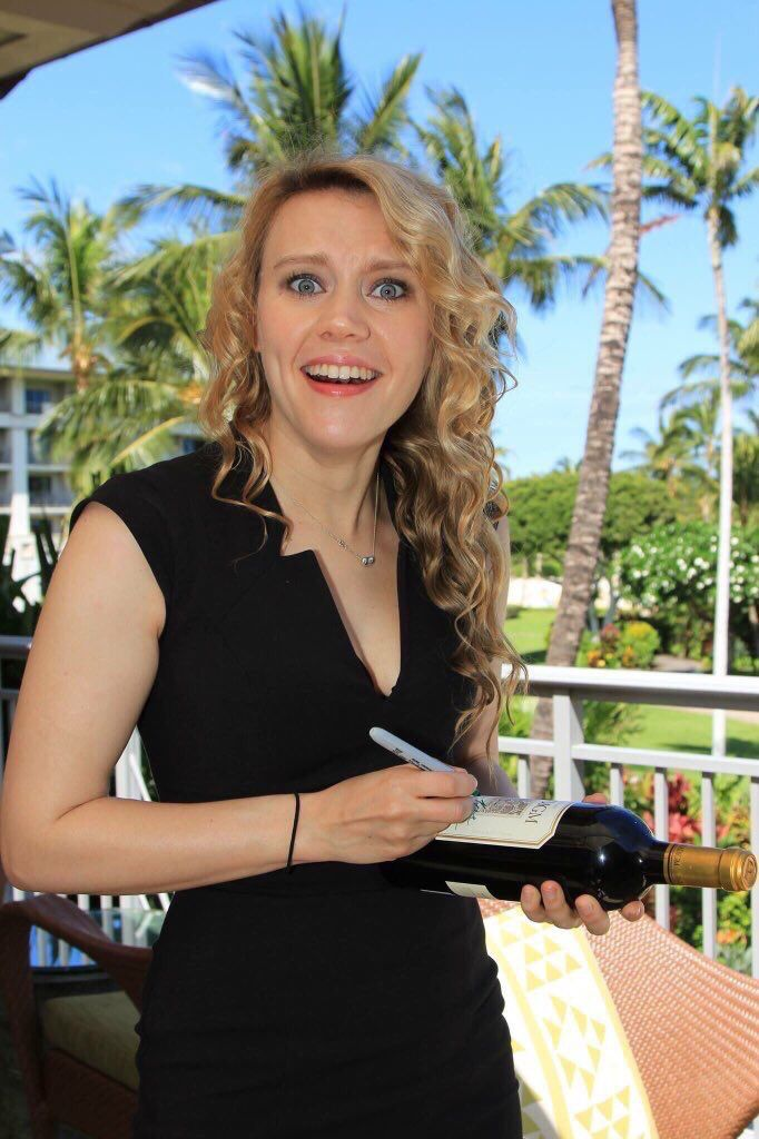 Kate McKinnon Makeup Pictures
