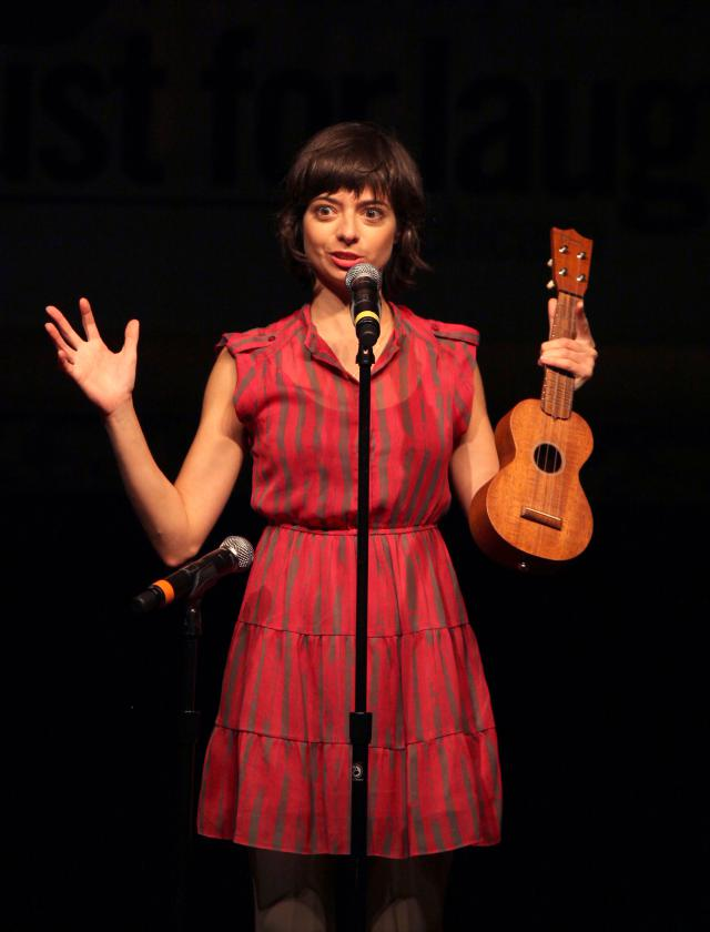 Kate Micucci Body Wallpapers