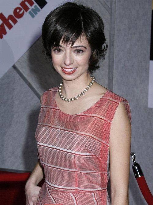 Kate Micucci Bra Images