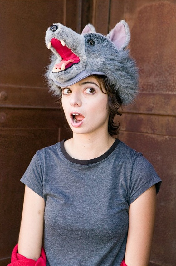 Kate Micucci Muscles Images