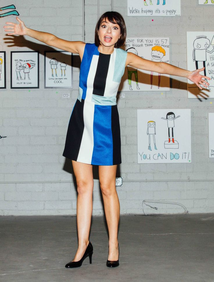 Kate Micucci Thighs Pictures