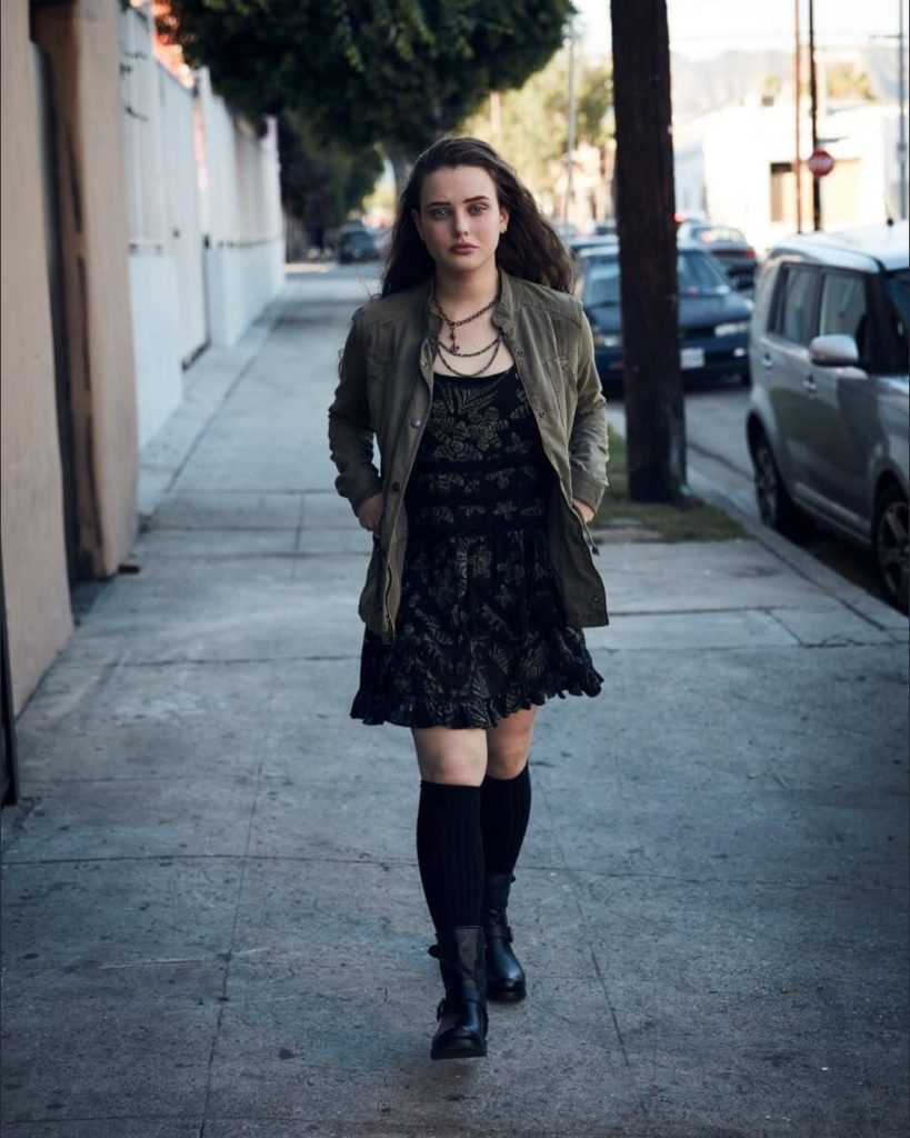 Katherine Langford Shorts Pictures