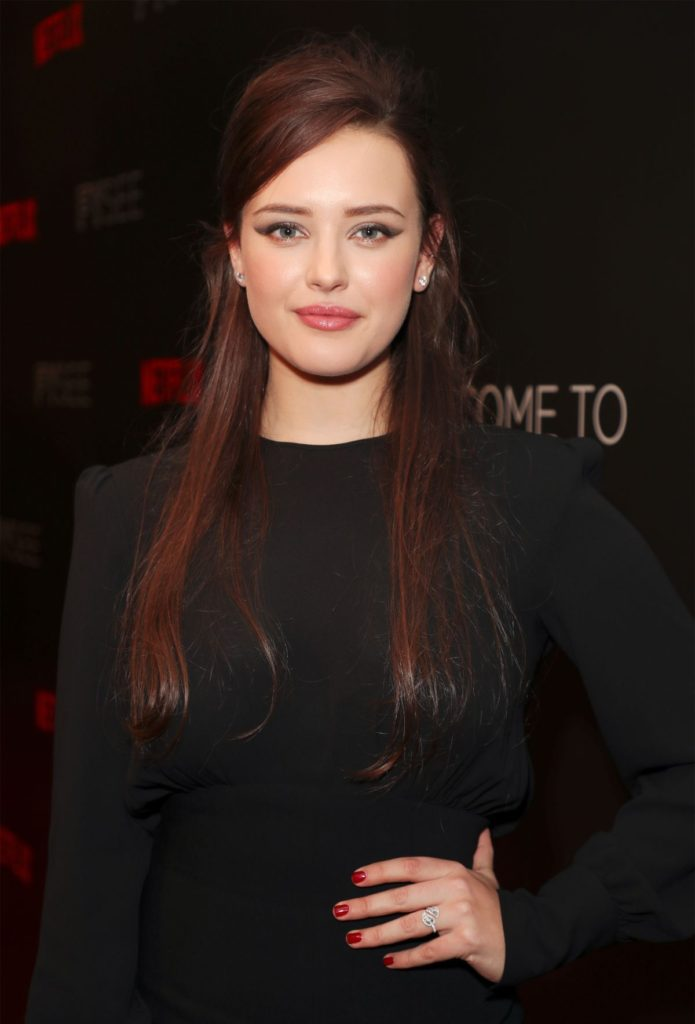 Katherine Langford Tattoos Wallpapers