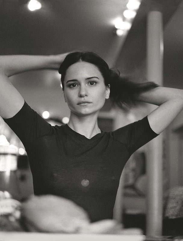 Katherine Waterston Muscles Pictures