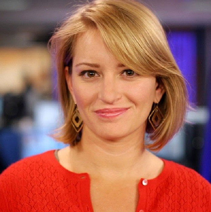 Katy Tur Boobs Pics