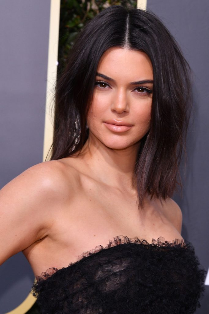 Kendall Jenner Bra Pictures