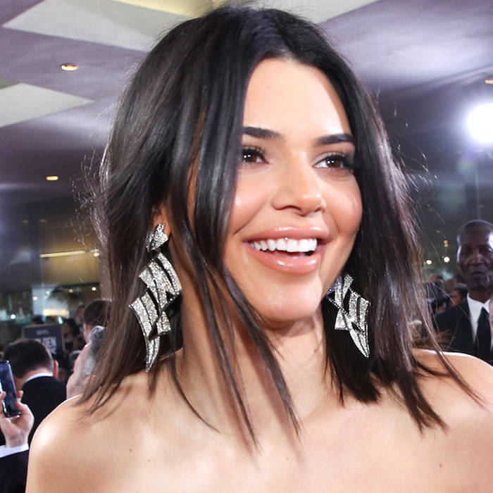 Kendall Jenner Haircut Photos