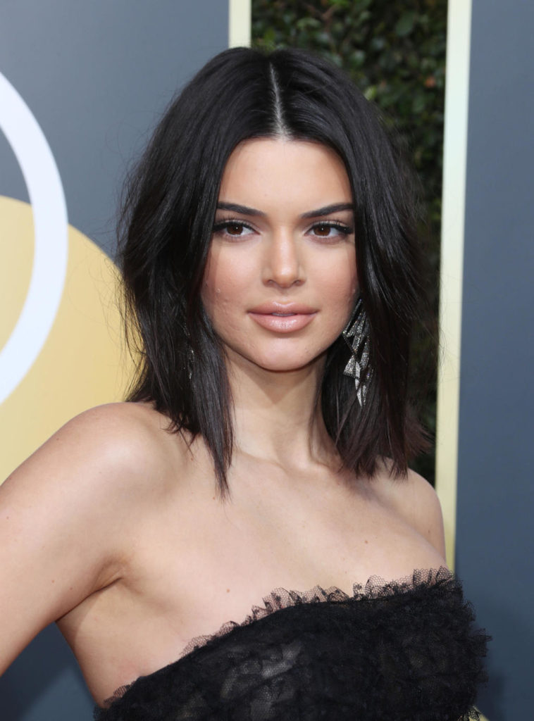 Kendall Jenner Muscles Pictures