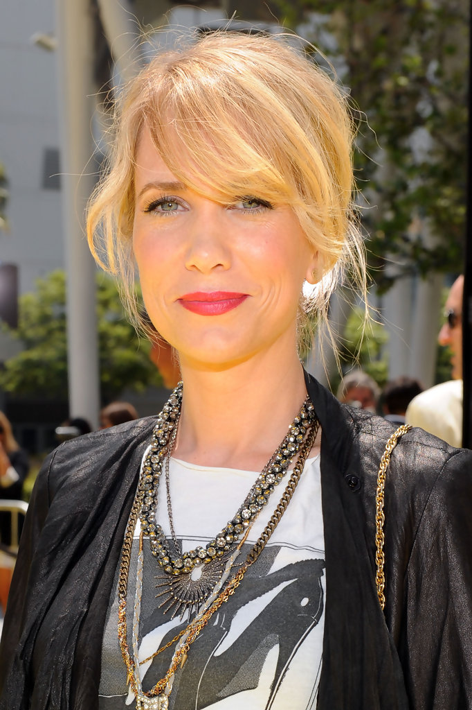 Kristen Wiig Hair Style Pictures