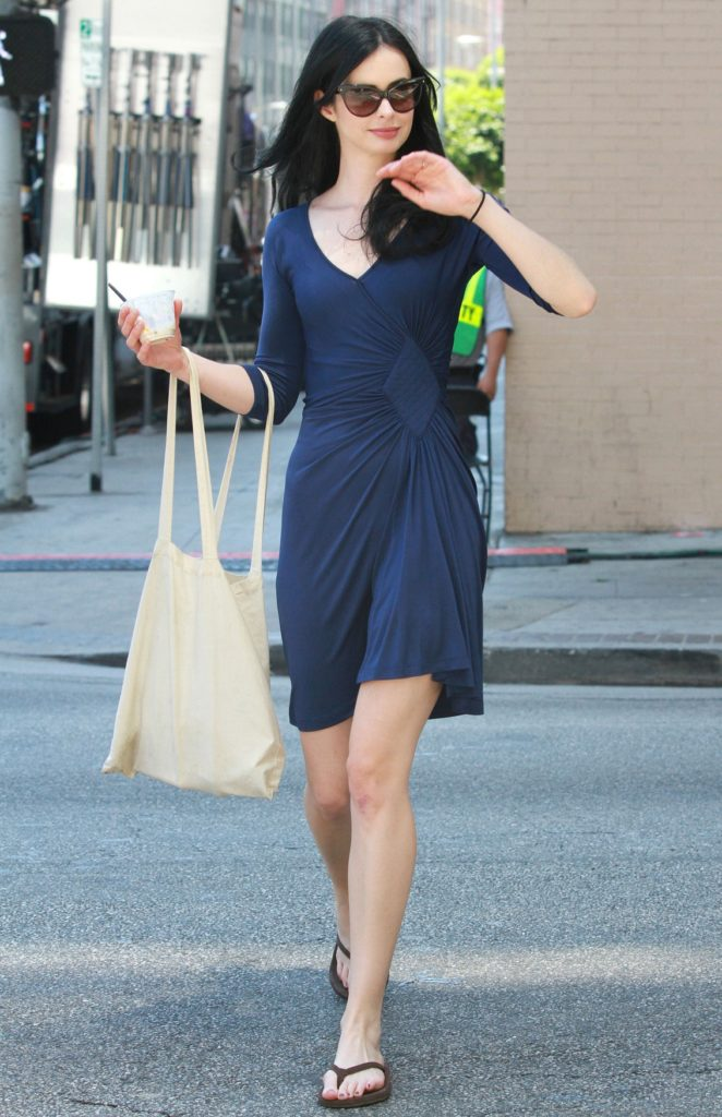 Krysten Ritter Feet Wallpapers