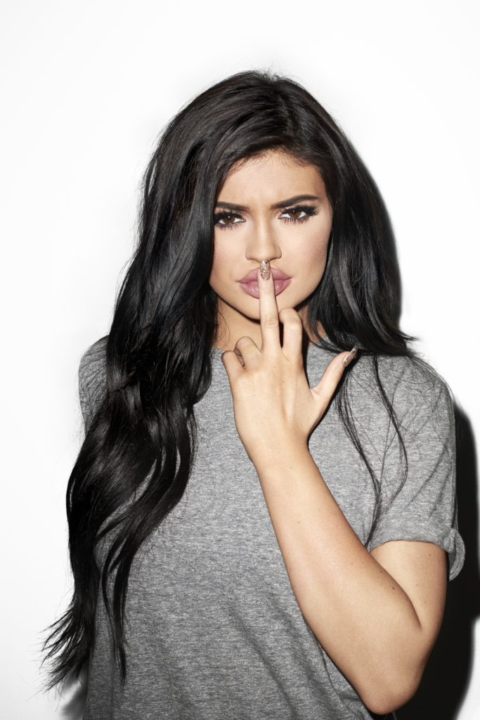 Kylie Jenner Muscles Pics