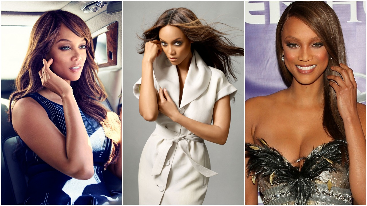 Tyra Banks Hot Bikini Pictures Will Make You Go Crazy For This Babe