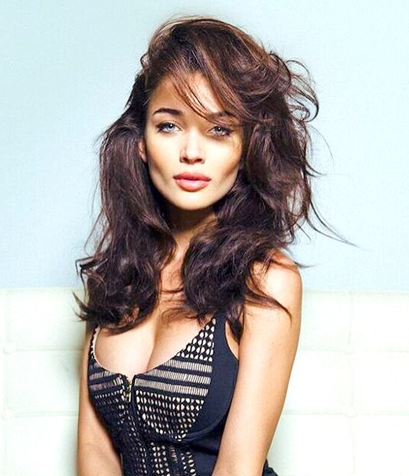 Amy Jackson Boobs Pictures