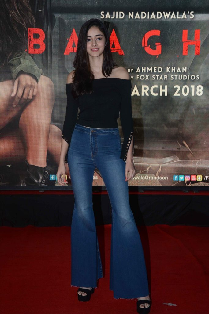 Ananya Pandey Jeans Pictures