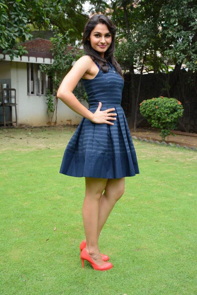 Andrea Jeremiah Feet Pictures