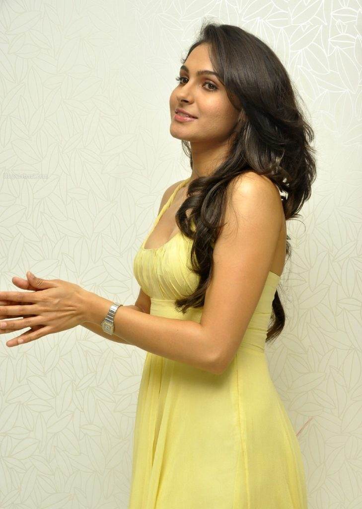 Andrea Jeremiah Smile Wallpapers